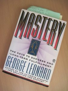 Published about twenty years ago, Mastery is about the value of practice.