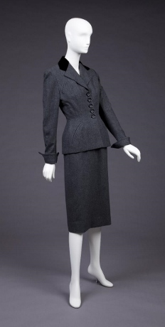 Seymour Fox suit, 1955-'59. Goldstein Museum of Design