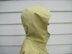 For traveling incognito I have my hood.