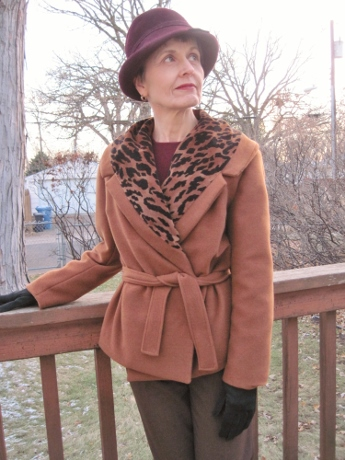 PatternReview.com readers voted this jacket the winner of a 2013 vintage pattern-sewing contest. Thanks!