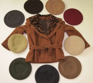This jacket combines nicely with charcoal gray, loden green, chocolate brown, and more colors than I had at first imagined.