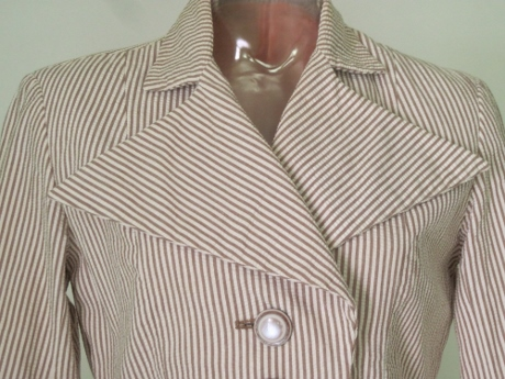 After finishing this 1936 jacket pattern, was I ready to tackle a sportcoat?