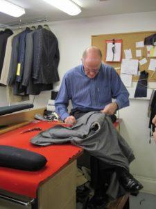 More tailoring
