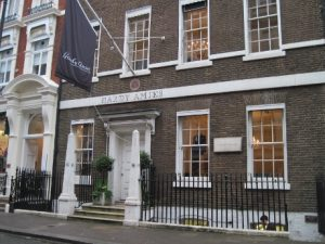 Hardy Amies Ltd., 14 Savile Row