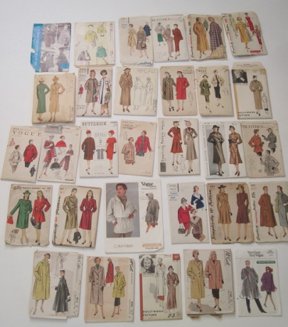 Is this too many coat patterns?