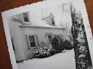 The Cape Cod I lived in till age 4, before my family moved to Columbus.