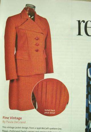 Reader's Closet, Threads magazine, July-August 2012.