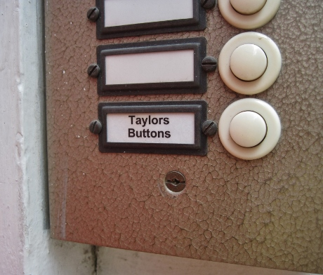Press the button to sound the buzzer.