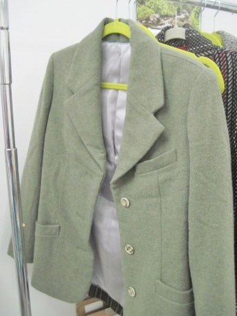 """The """"new school"""" jacket that appears in the Smart Tailoring DVD."""